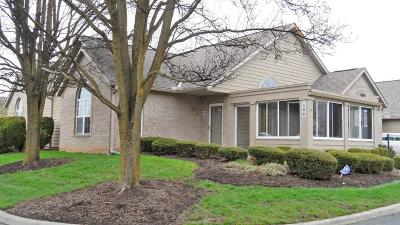 Westerville Condo For Sale: 106 Abbeycross Lane