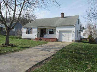 Lancaster Single Family Home Contingent Finance And Inspect: 641 Frederick Street