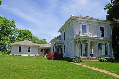 Knox County Single Family Home For Sale: 13600 Old Mansfield Rd Road