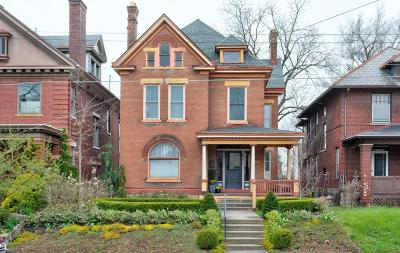 Columbus Single Family Home For Sale: 83 Governors Place