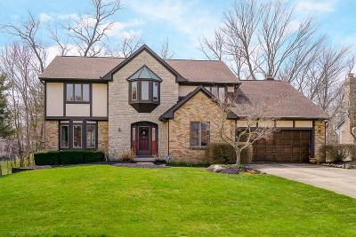 Westerville Single Family Home For Sale: 755 Bering Court