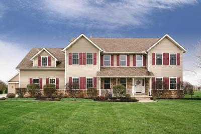 Carroll Single Family Home Contingent Finance And Inspect: 4615 Arrowhead Drive NW