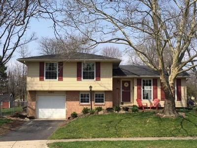 Westerville Single Family Home For Sale: 6360 Arnett Road
