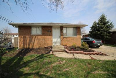 Columbus Multi Family Home For Sale: 2186 Tupsfield Road