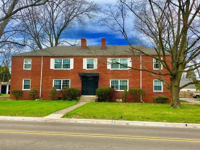 Upper Arlington Multi Family Home For Sale: 1600 Waltham Road