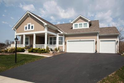 Delaware Single Family Home For Sale: 180 Olentangy Crossing W