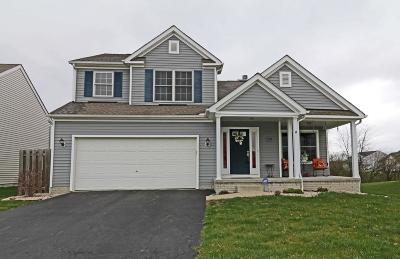 Grove City Single Family Home Contingent Finance And Inspect: 3818 Wolf Creek Road