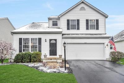 Blacklick Single Family Home Contingent Finance And Inspect: 1143 McNeil Drive