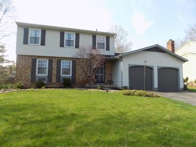 Westerville Single Family Home For Sale: 903 Cogswell Street