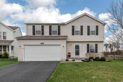 Blacklick Single Family Home Contingent Finance And Inspect: 8353 Crete Lane