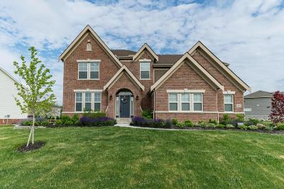 Hilliard Single Family Home For Sale: 3601 Sparrow Court