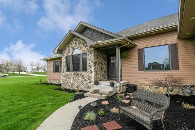 Single Family Home For Sale: 4457 Meadowgrove Drive NW