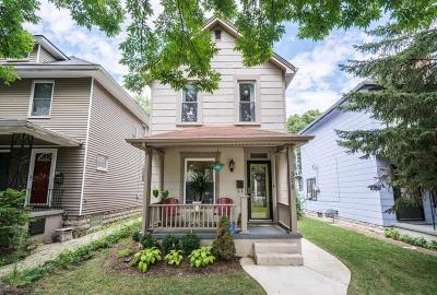Columbus Single Family Home For Sale: 378 E Gates Street