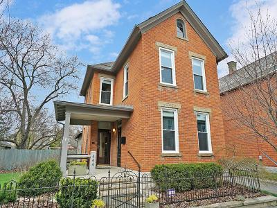 Columbus Single Family Home For Sale: 444 Stanley Avenue