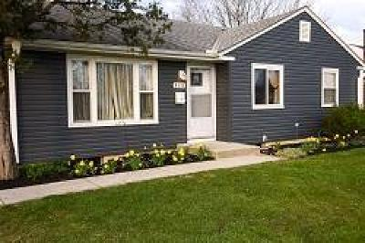 Hilliard Single Family Home Contingent Finance And Inspect: 5133 Scioto Darby Road