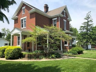 Upper Arlington Single Family Home Sold: 2222 Fishinger Road