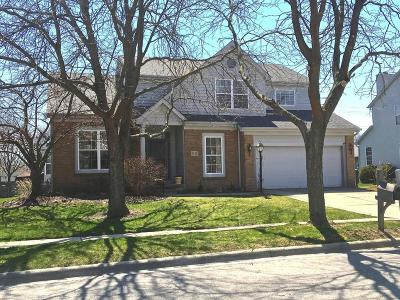 Hilliard Single Family Home For Sale: 3649 Boathouse Drive