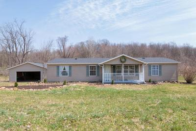 Fredericktown Single Family Home For Sale: 18296 N Liberty Road