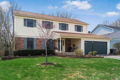 Dublin OH Single Family Home For Sale: $259,900
