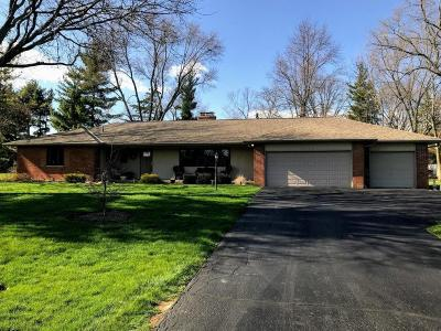 Columbus Single Family Home For Sale: 3734 Rushmore Drive