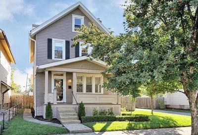 Columbus Single Family Home For Sale: 381 Southwood Avenue