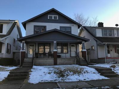 Columbus Multi Family Home For Sale: 809-811 Siebert Street