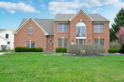 Dublin OH Single Family Home For Sale: $375,000