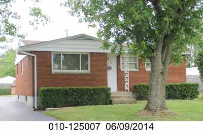 Columbus Single Family Home For Sale: 3907 Eakin Road