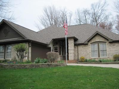 Gahanna Single Family Home Contingent Finance And Inspect: 876 Bryn Mawr Drive