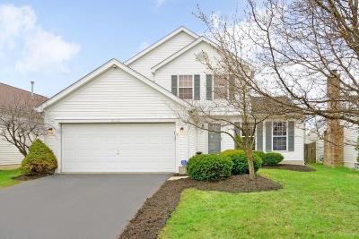 Reynoldsburg OH Single Family Home Contingent Finance And Inspect: $179,900