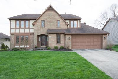 Westerville Single Family Home For Sale: 705 Tami Sue Court