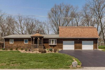 Powell Single Family Home Contingent Finance And Inspect: 166 W Old Powell Road