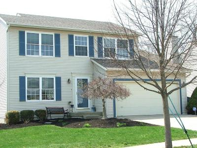 Columbus Single Family Home For Sale: 3453 Rocky Road Road