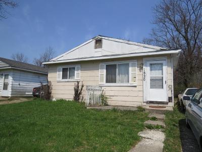 Columbus Single Family Home For Sale: 1820 E Blake Avenue