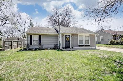 Columbus Single Family Home For Sale: 2883 Lowell Drive