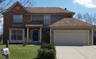 Reynoldsburg OH Single Family Home Sold: $239,000
