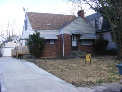 Columbus OH Single Family Home For Sale: $107,000