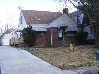 Columbus Single Family Home For Sale: 1154 Miller Avenue