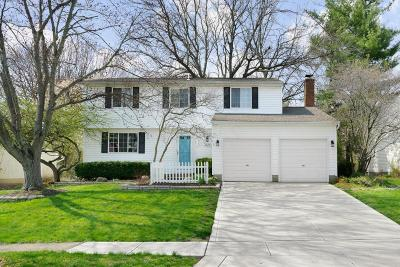 Dublin Single Family Home Contingent Finance And Inspect: 6623 Brock Street