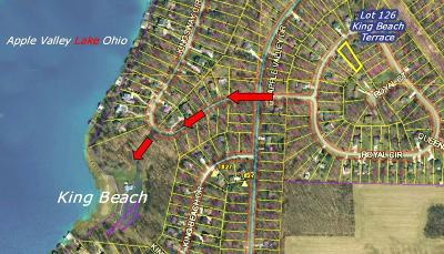 Howard Residential Lots & Land For Sale: Lot 126 Royal Circle