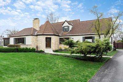 Upper Arlington Single Family Home For Sale: 2301 Brandon Road