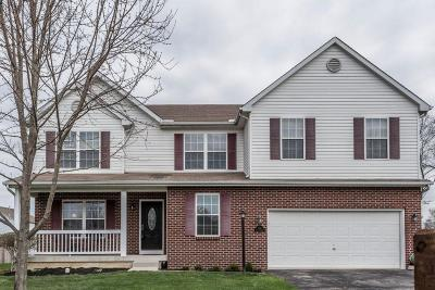 Pickerington Single Family Home For Sale: 104 Hazel Court