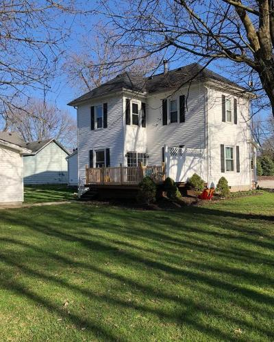 Union County Single Family Home For Sale: 17 Herbert Street