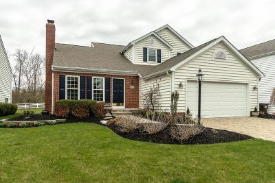 New Albany OH Single Family Home Contingent Finance And Inspect: $365,900