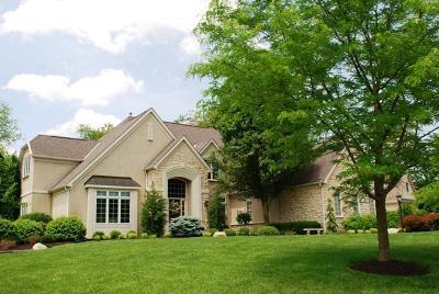 Powell Single Family Home For Sale: 5490 Heathrow Drive