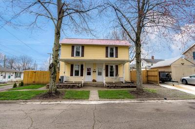 Lancaster Single Family Home For Sale: 413 Wheat Street