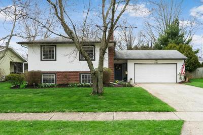 Worthington Single Family Home Contingent Finance And Inspect: 6647 Schreiner Street W
