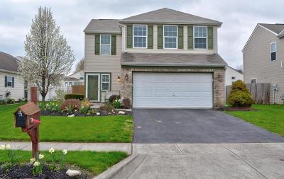 Canal Winchester Single Family Home For Sale: 3197 Rogstad Bend