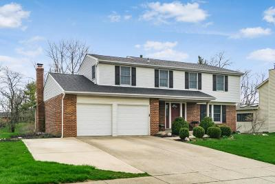 Grove City Single Family Home For Sale: 2244 Presley Drive