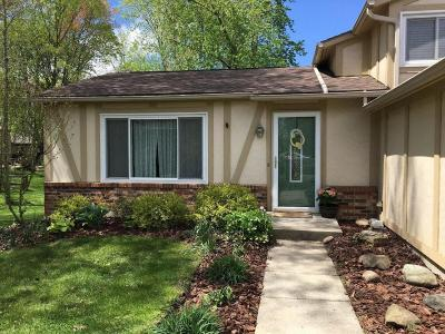 Westerville Single Family Home For Sale: 3951 Magnolia Place